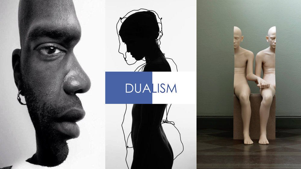 Examples of dualism in design.