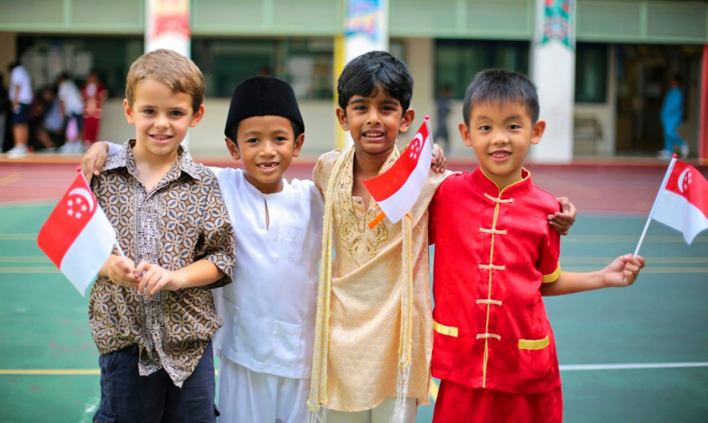 Racial Harmony Day in Singapore. Photo Credit: davidwoon-justathought.blogspot.com