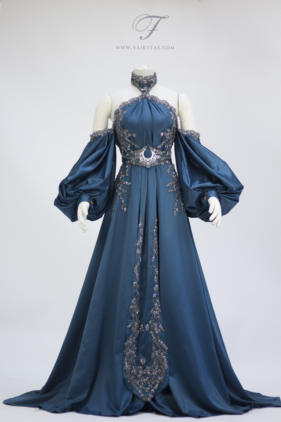 Northern Sky dress