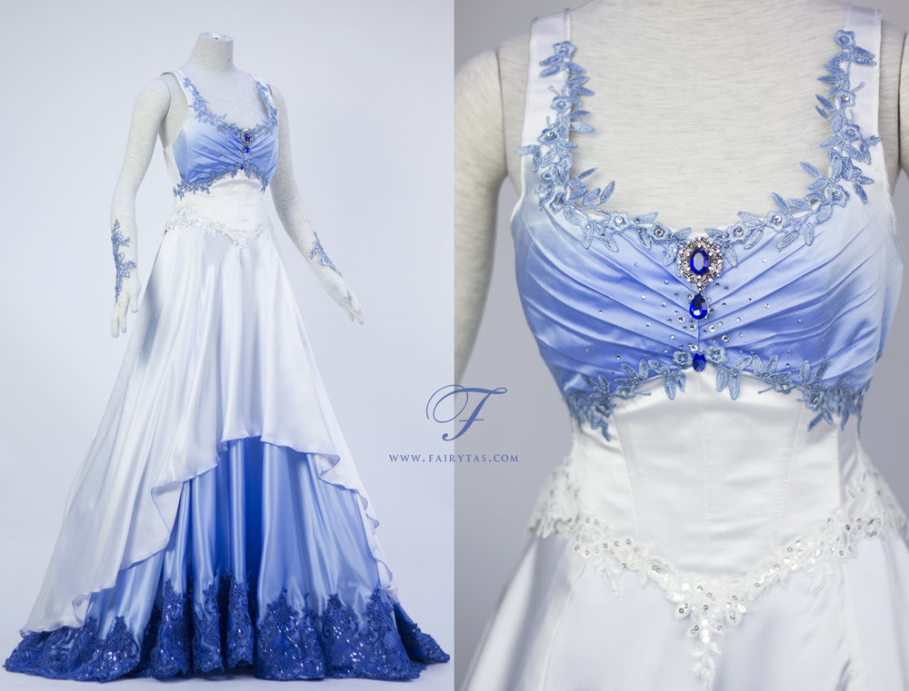Korra wedding dress