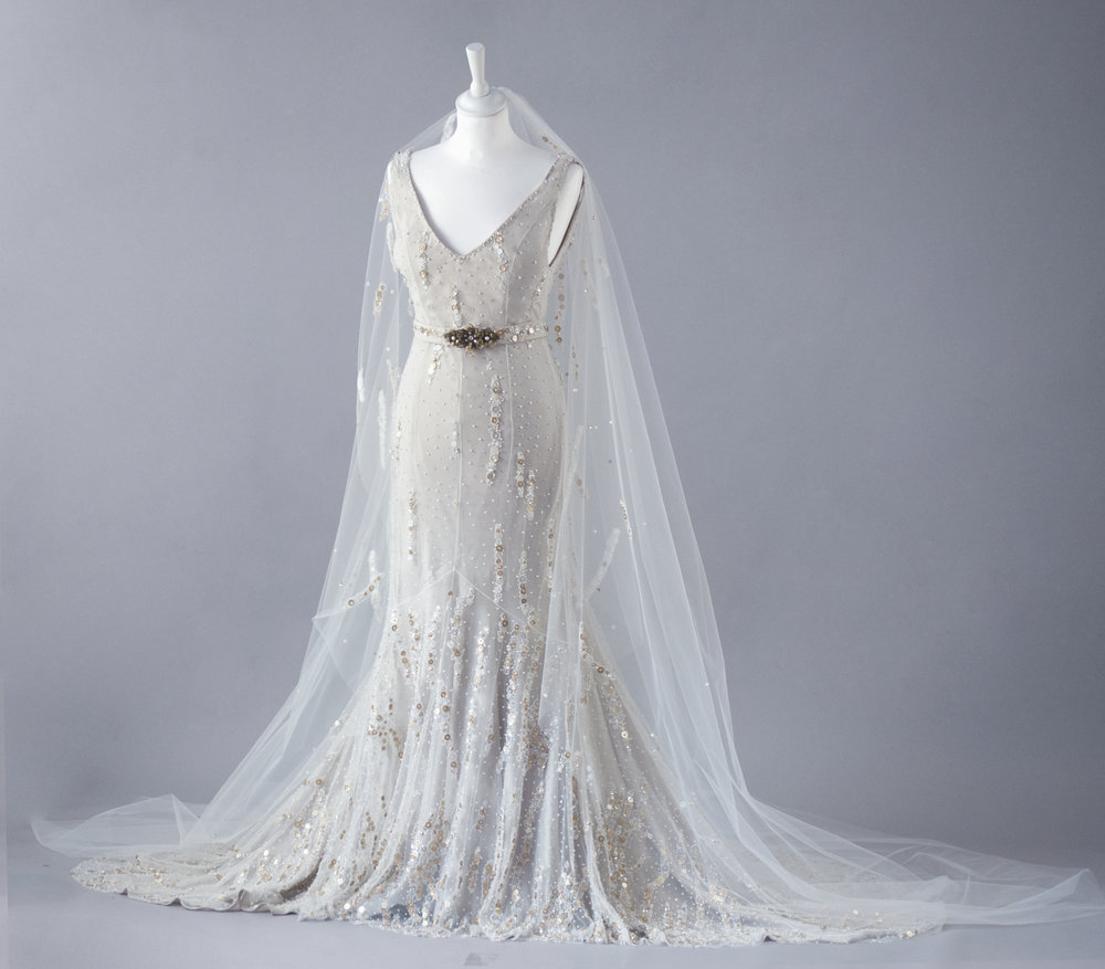 Midsummer Night Wedding Dress