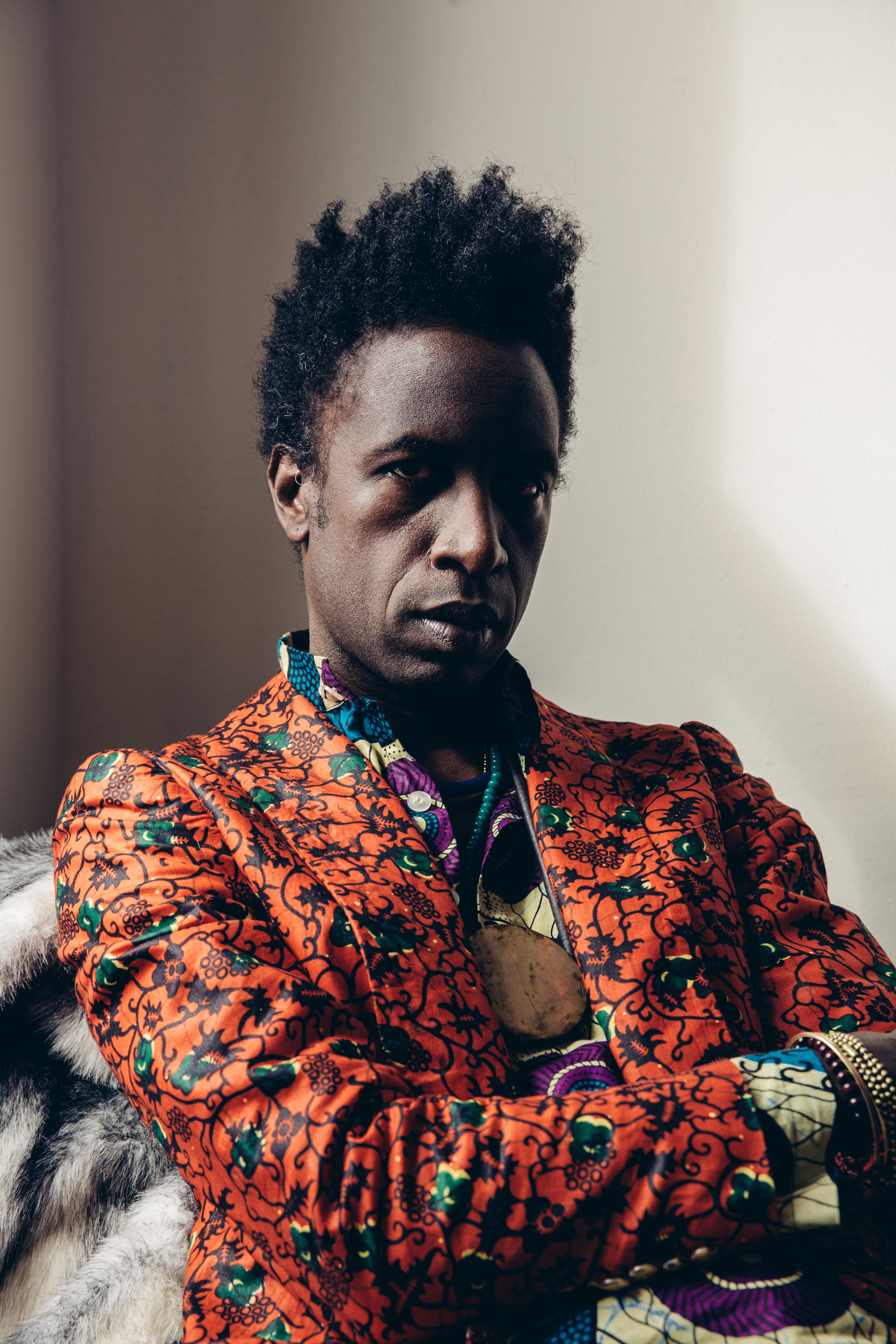 Saul Williams - author photo. photo credit to Geordie Wood.