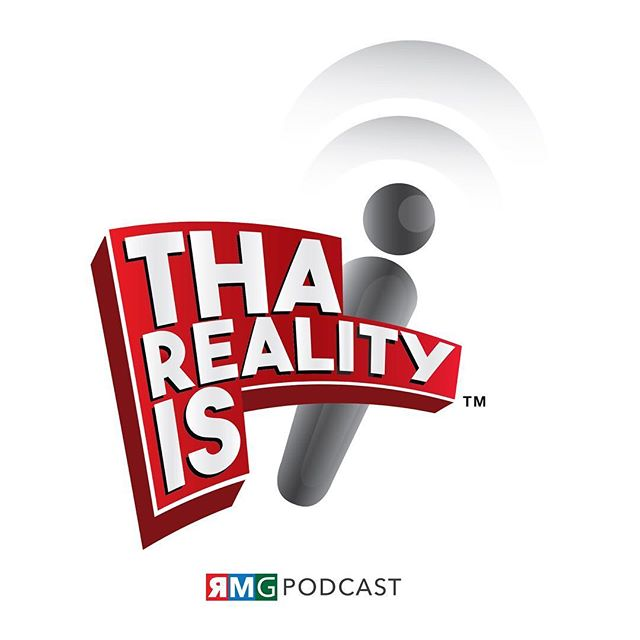#tharealityis #dallas #podcast #brand #logo
