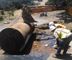 San Jose UST Removal