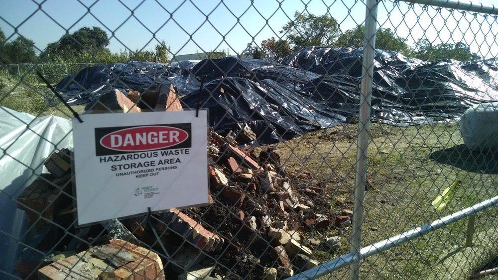 Class I Hazardous Landfill Clean-Closure, Stockton, California