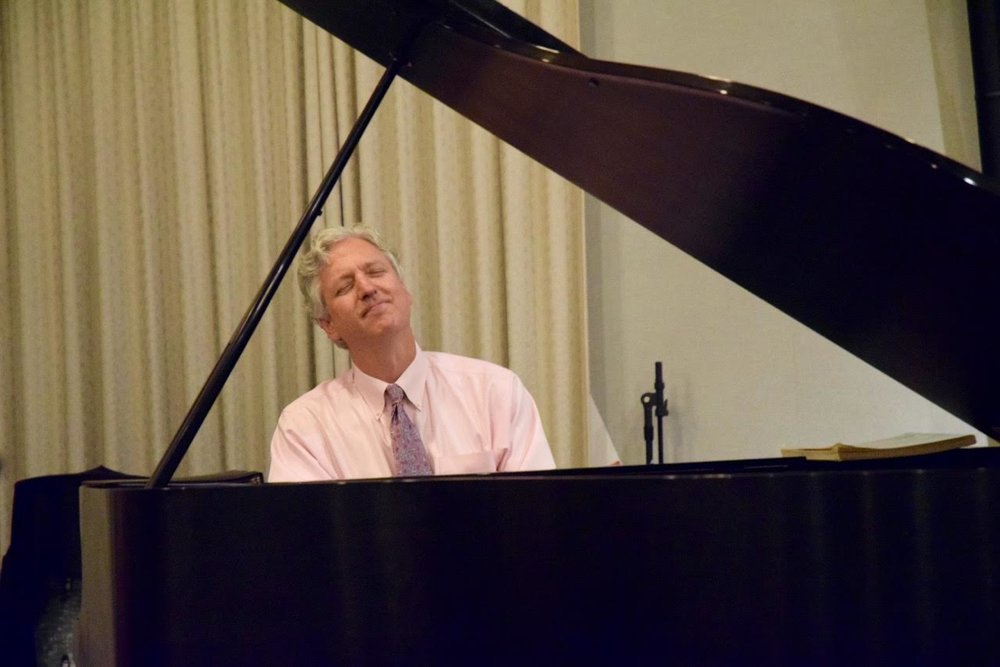 "Brian Ganz, performing as part of ""The Clazzical Project"" July 28."