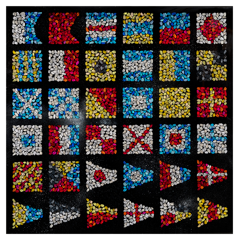 Nautical Flag Alphabet and Number Pennants