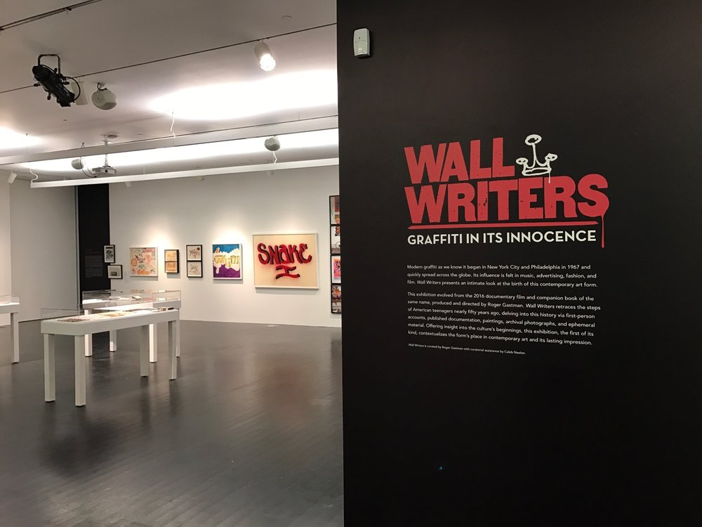 Wall Writers, MCA Denver