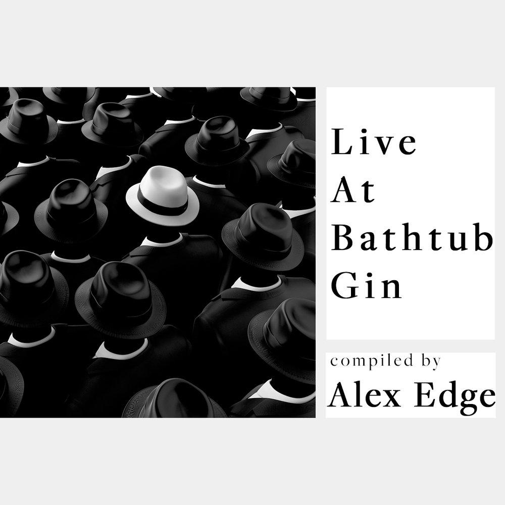Artwork for Live at Bathtub Gin