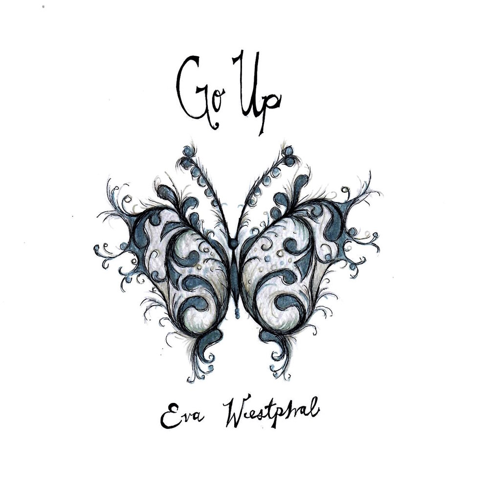 """""""Go Up"""" - single benefiting charity Project HEALcover art: Hannah Hachamovitch"""