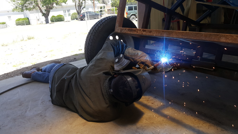 Career & Technical Education   Welding in Marfa    Check Out Our Programs