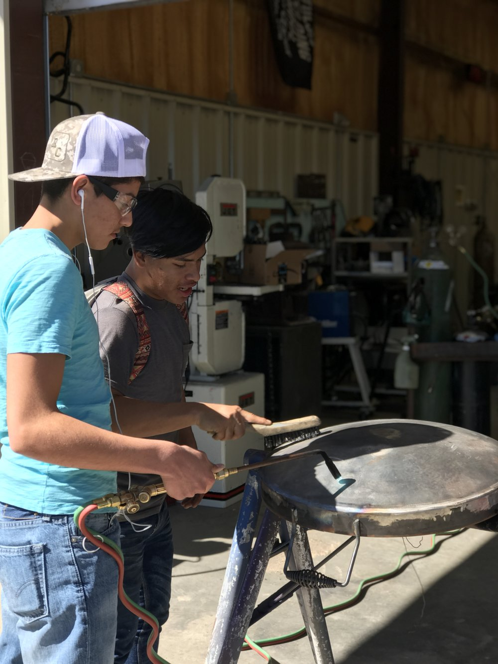 Heading to San Angelo   Ag Mech Contest    More Information