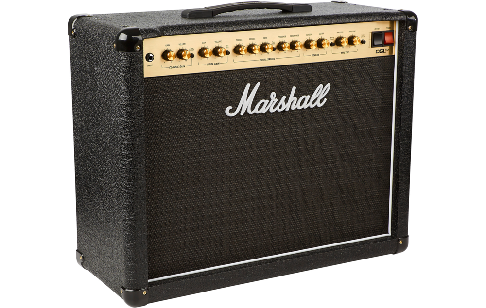 Marshall DSL40CR $5/HR OR $50/DAY