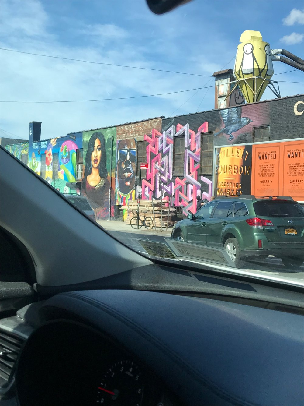 I get to see so many ill things every day driving around NYC/BK/QNZ/BX/Long Island. Whatever this phase is it's vibrant.