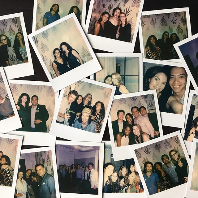 Reminiscing about yesterday's event and sharing some of our favorite moments from the night. We'd love to see your polaroids too! Post them and be sure to tag @ollie.co with the hashtag #olliehomecoming