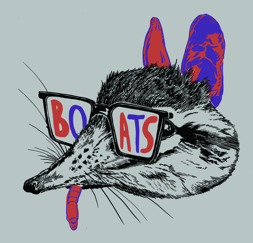 T shirt design for Boats