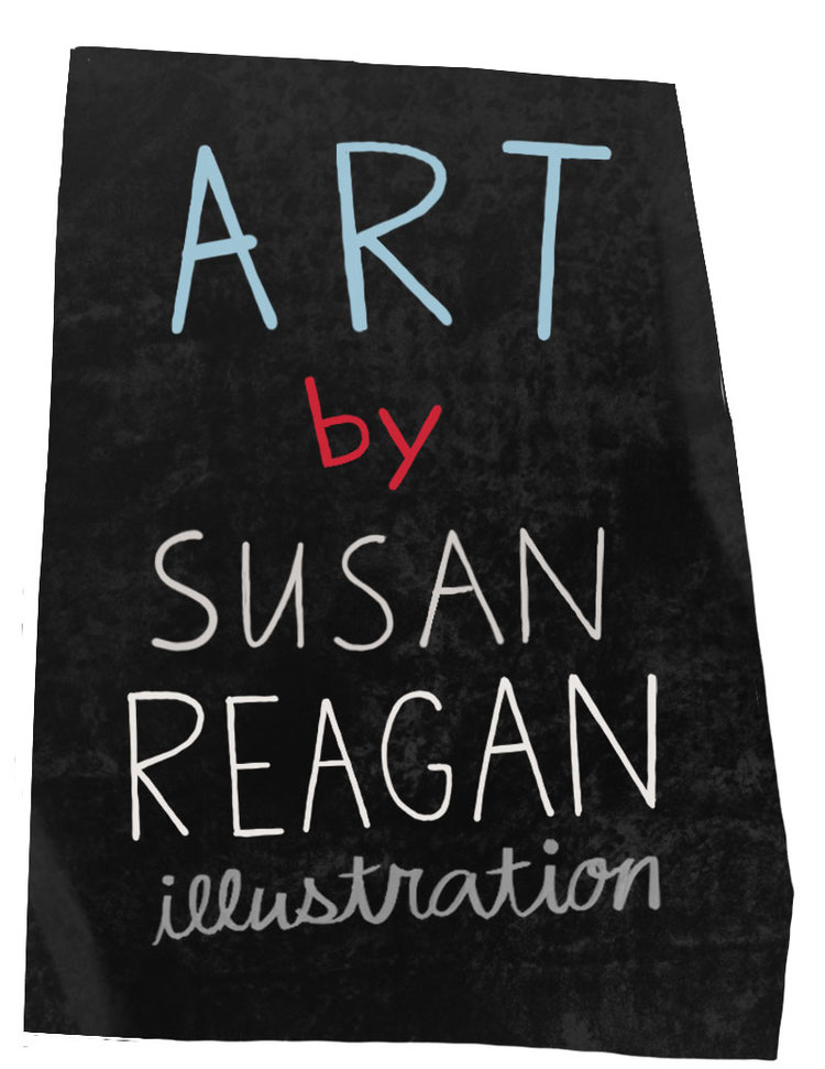 Susan Reagan Art