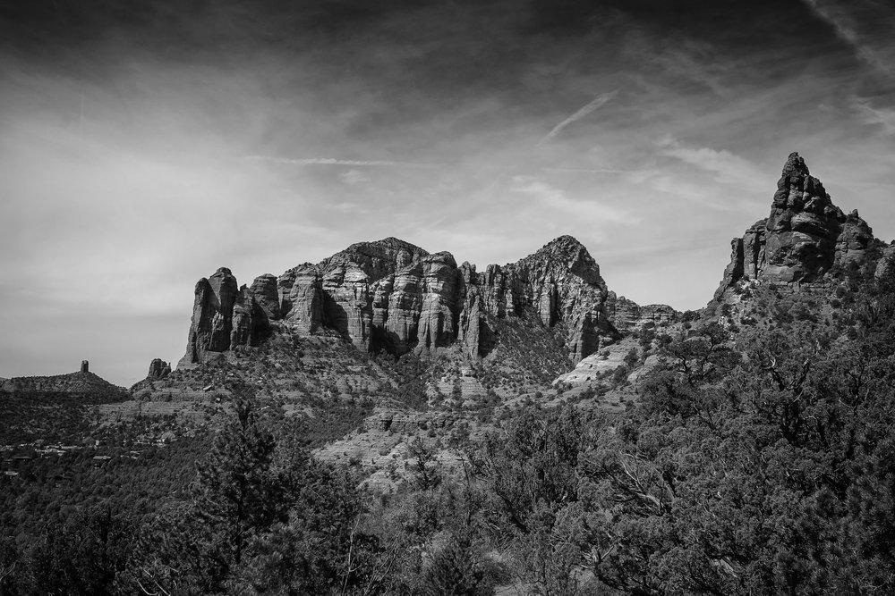Sedona Peaks