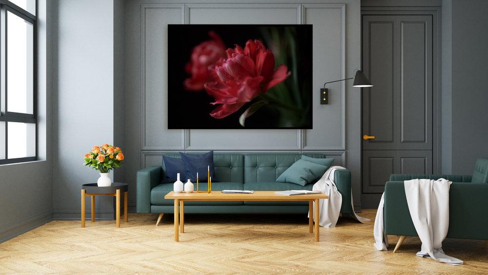 green-living-room-with-floral-art-print-interior-design.jpg