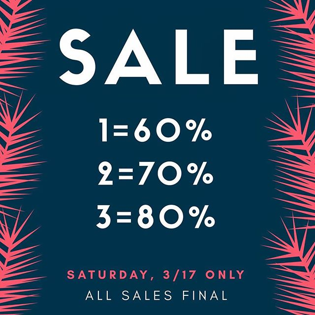 This is happening on the sale wall. TODAY ONLY. 11-5pm. Be there. 😂🍀😘 #betsykingshoes #paseoartsdistrict #myhappyplace #shoelover #shoesaremyjam #shoesale #happystpatricksday #springbreak