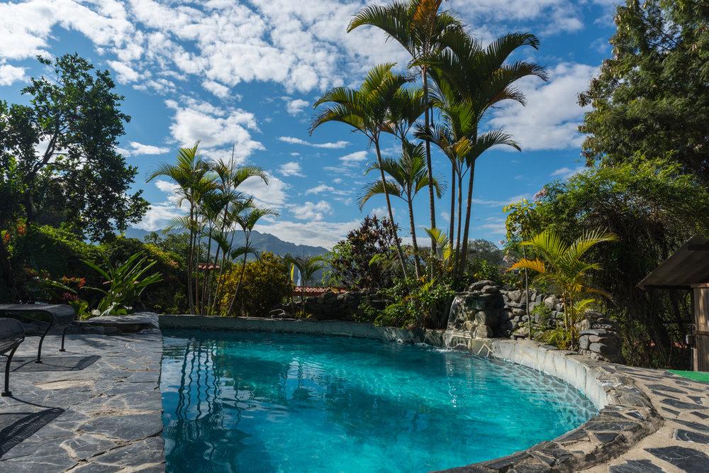 Madre Tierra Resort & Spa pool