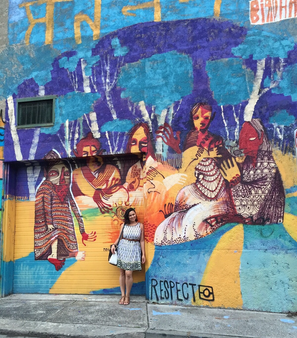 Street art - Newtown,Sydney Australia