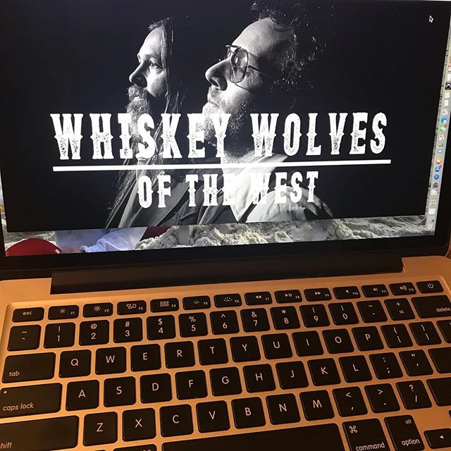 The computering is done. Time to party! 🦂🛸🏝#whiskeywolfwednesday in 4 hours. Jam. 👾🥁#freedom #video #whiskeywolvesofthewest @timleejones @whiskeywolvesofthewest @deantomasek @chasemcbass @papertowel1989 @williamaubreyreynolds 📽