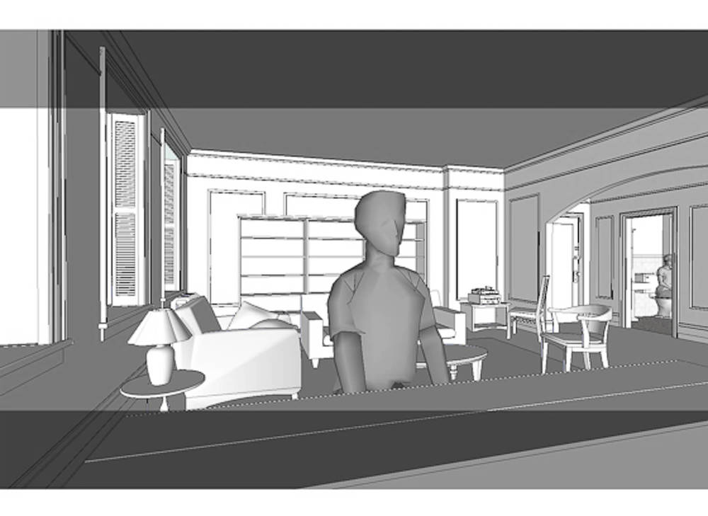 Sam's Apartment - 3D model