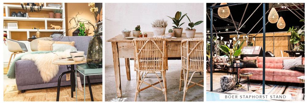 Interior ideas and furniture items