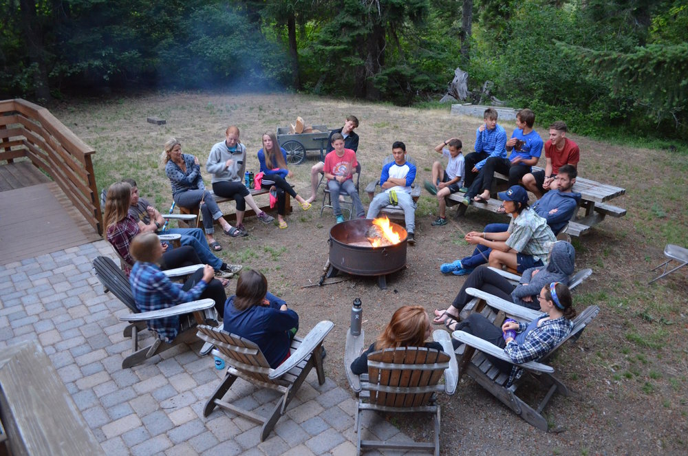 How would you spend your evenings with 15 new friends?