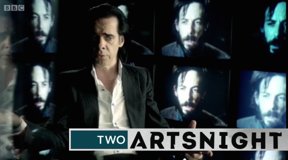 BBC2 'ARTSNIGHT - BERLIN' - NICK CAVE INTERVIEW - DIR. IAIN FORSYTH & JANE POLLARD