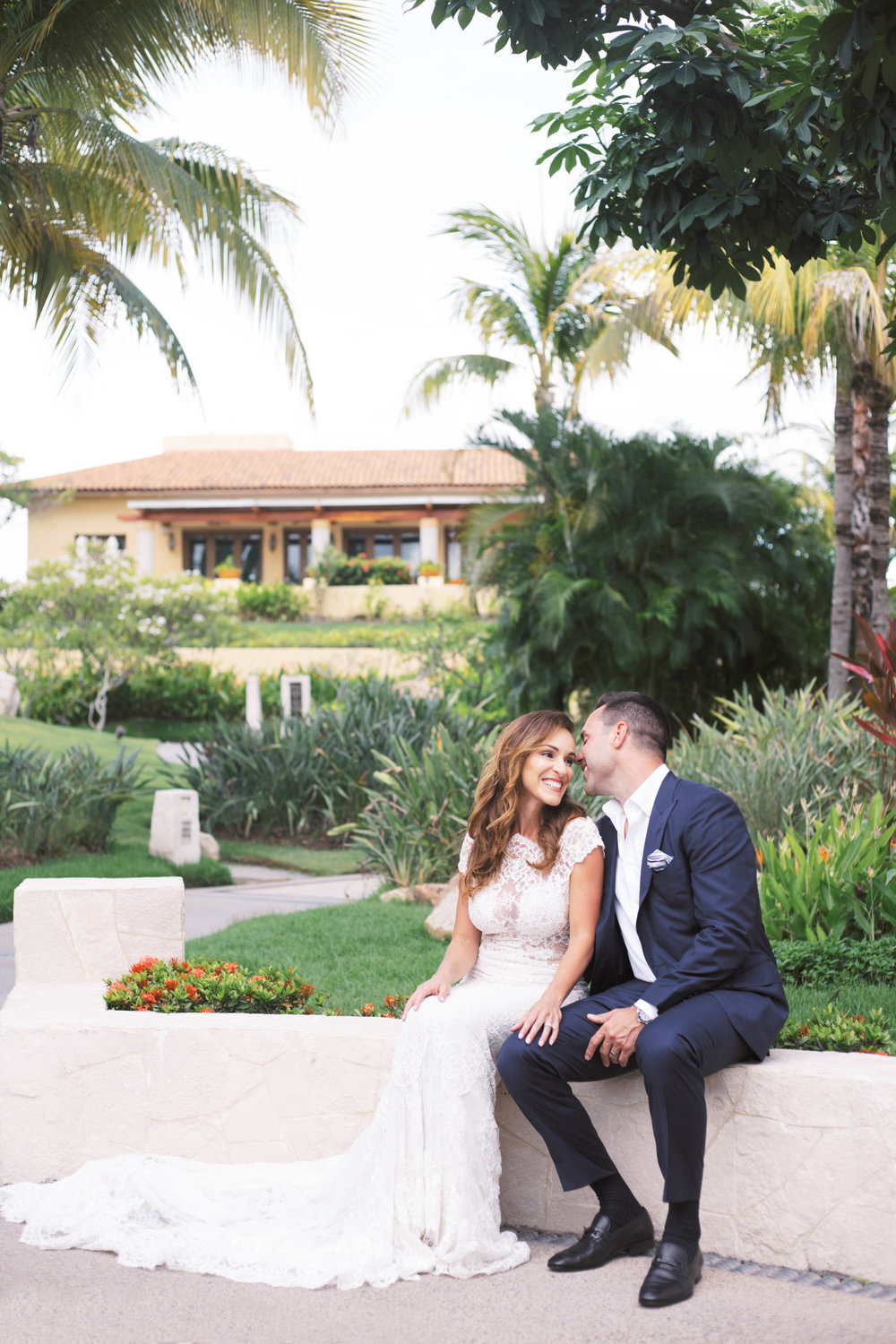 Punta Mita Wedding St Regis