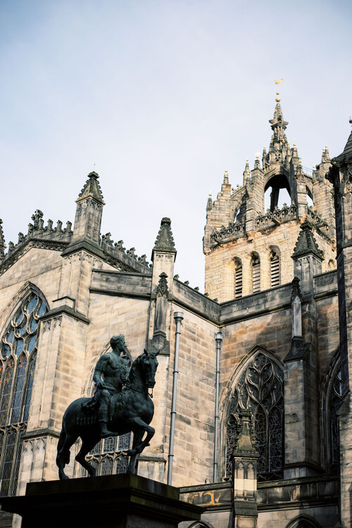 Scotland Travel Guide Edinburgh