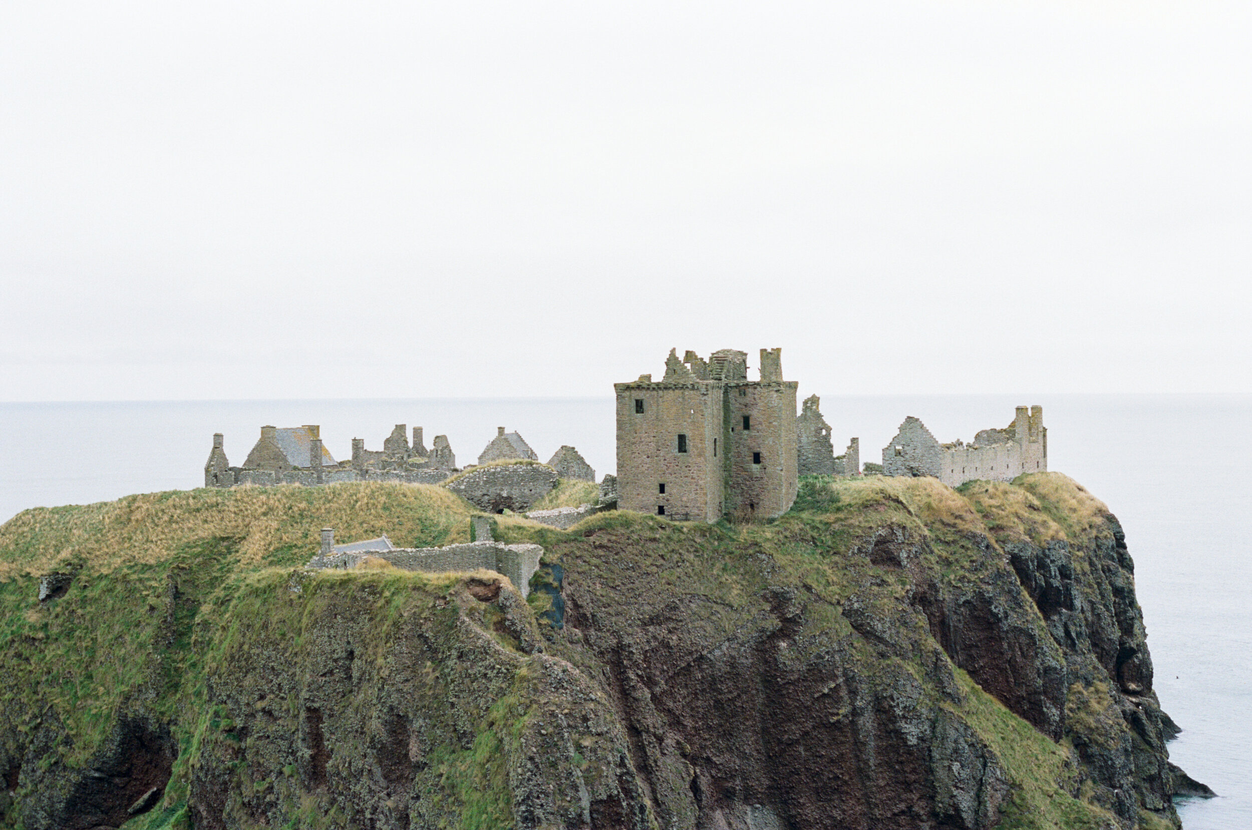 Dunnottar Castle Photography