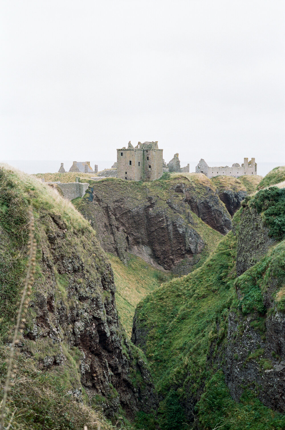 Dunnottar Castle Scotland Photographer