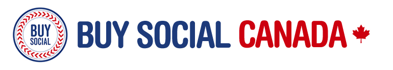 Buy Social Canada Logo