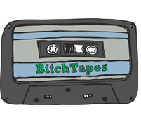 """All the Feels"" Mixtape published by Bitch Media's BitchTapes music blog"