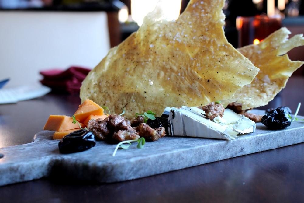 niche cheese plate
