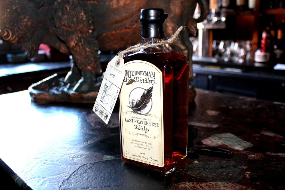 Niche Journeyman Bottle