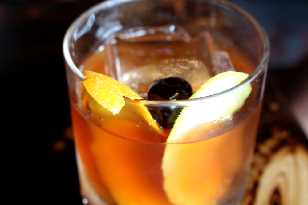 The Grandstander Old Fashioned