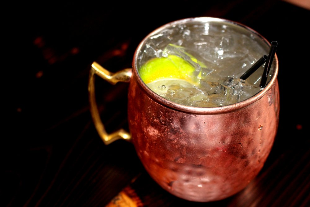 The Grandstander Moscow Mule