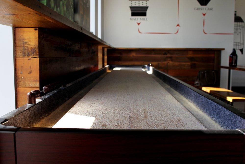 Penrose Shuffleboard Table