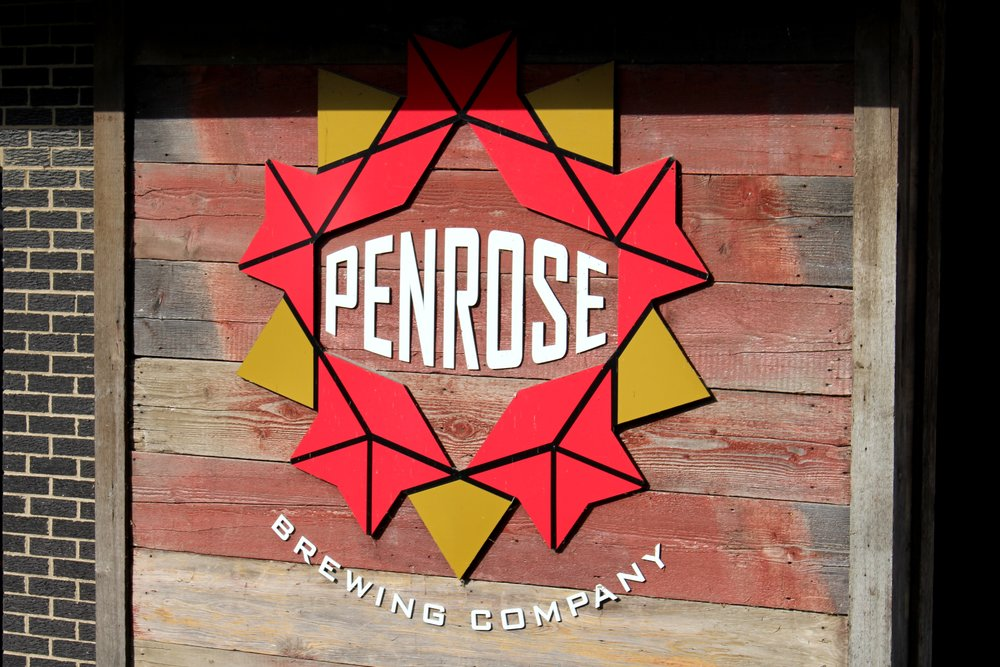 Penrose Logo Outdoors