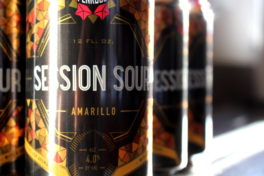 Penrose Session Sour Cans