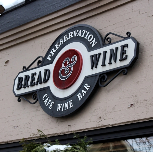 PRESERVATION BREAD + WINE - GENEVA