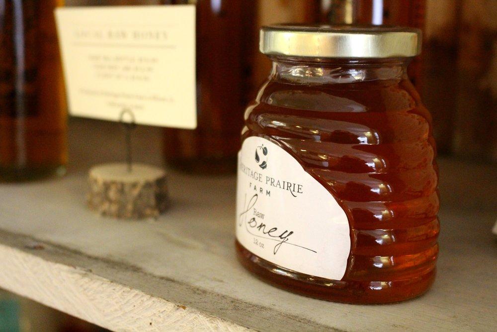 Heritage Prairie Honey