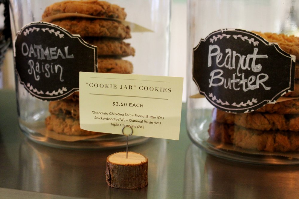 Two Wild Seeds Cookie Jars