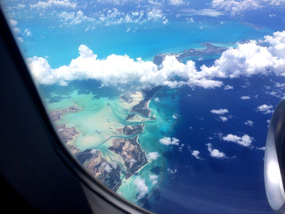 Flight to Punta Cana