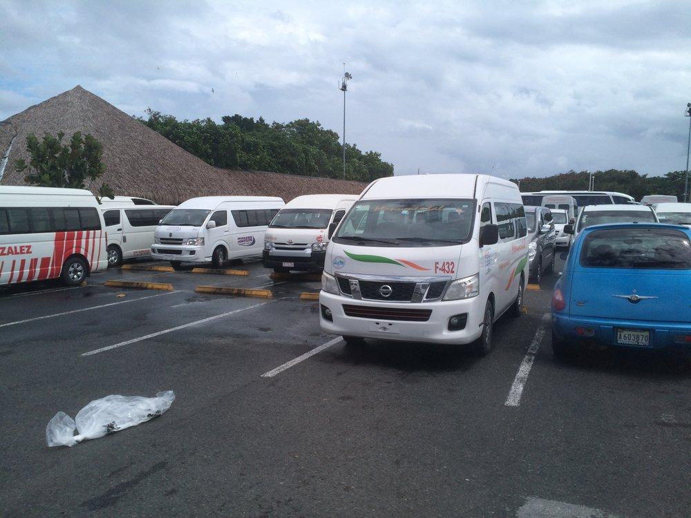Airport Transportation Lot