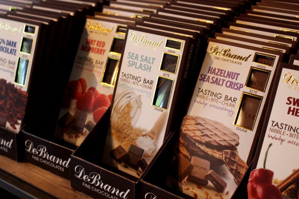 Galena Cellars Chocolate